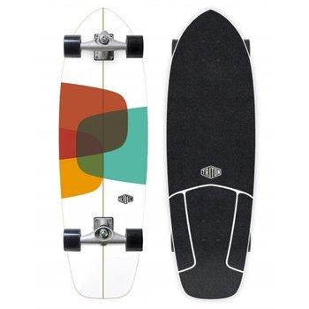 """Carver Carver CX raw - 32.0"""" Prismal Surfskate"""