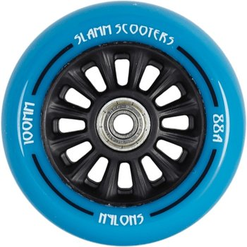 Slamm Slamm Nylon core stuntstep wheel blauw