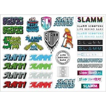 Slamm Slamm Stickerset