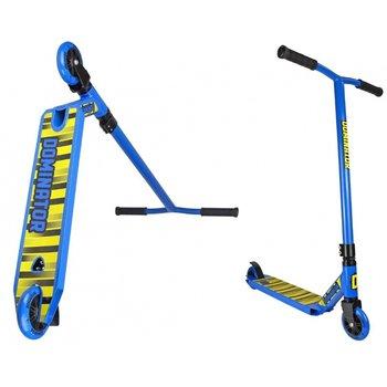 Dominator Dominator Cadet stuntstep blauw/blauw