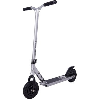 Longway Longway - Chimera Dirt scooter - Raw (silver)
