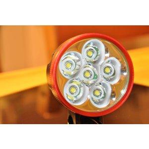7800 Lumen High Power LED Lampe