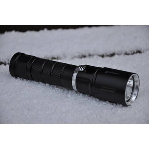 Solarstorm Mini Tauchlampe 750 Lumen