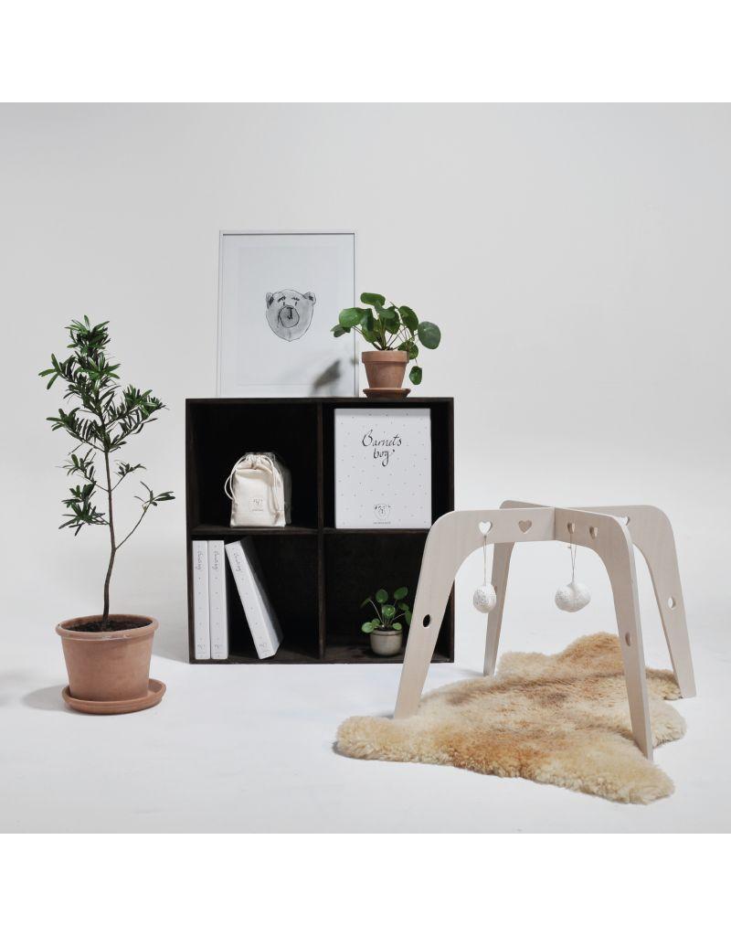 Withwhite Spielbogen aus Birkenholz