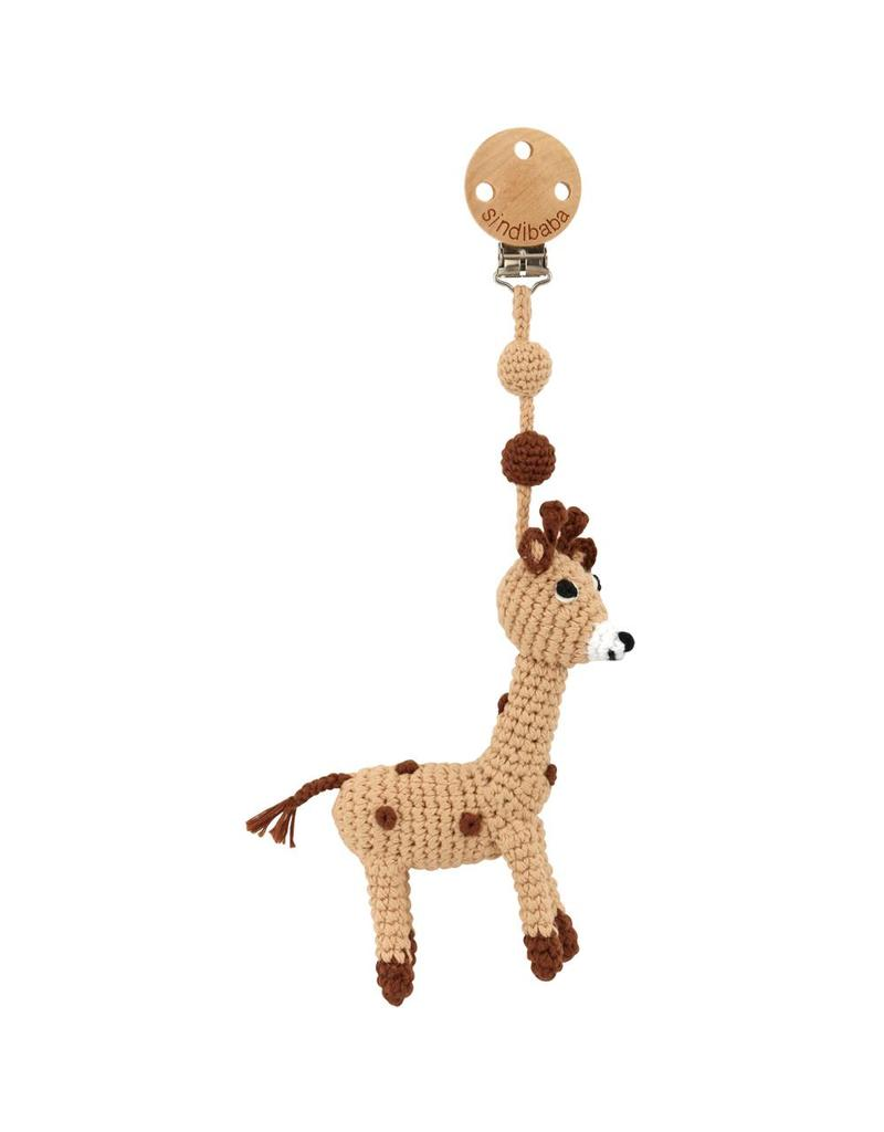 Sindibaba Clip Giraffe