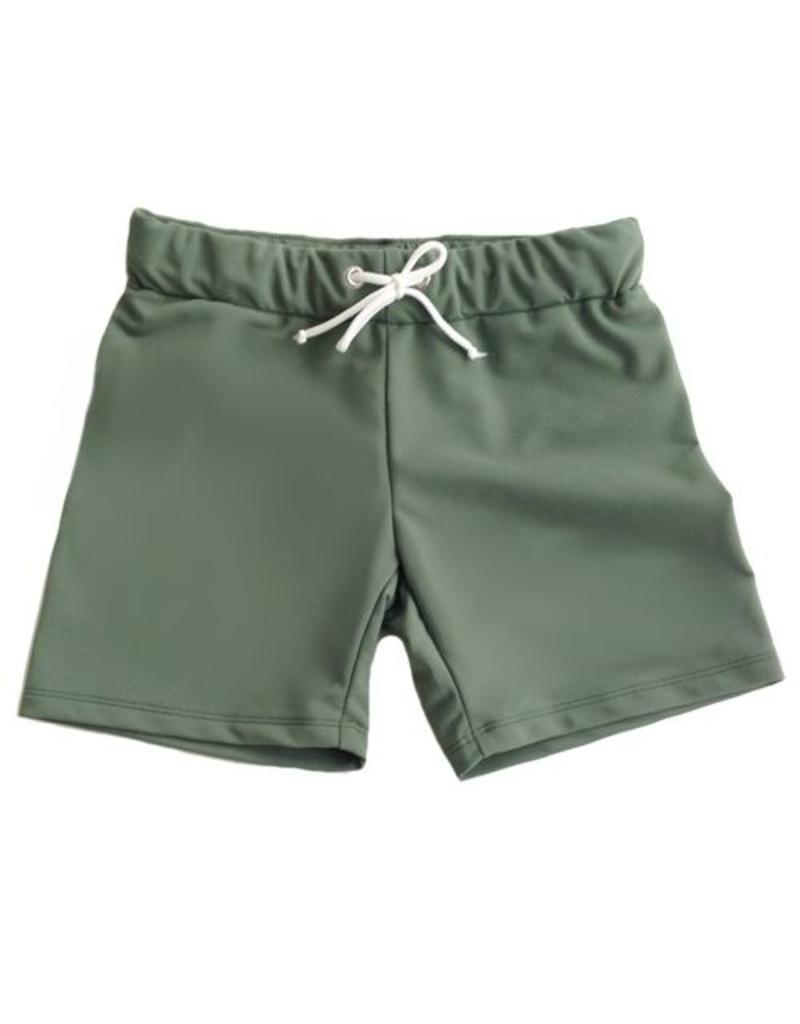 Petit Crabe UV-Shorts army 50+