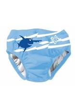 BECO Aqua Slip Sealife blau