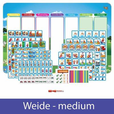 Planpakket Weide - medium (jongen)