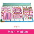Planpakket Meer - medium (meisje)