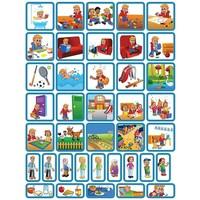 Dagsetje - 39 pictogrammen (jongen)