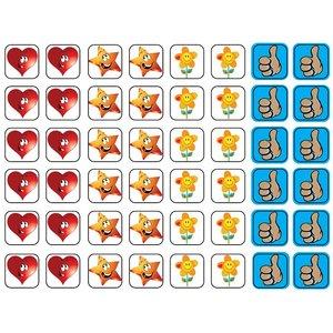 Belonen - 48 magneetjes