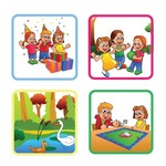Pictogrammen voor kinderen