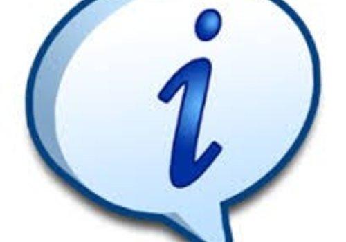 Informatieve folder