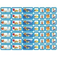 Eten & Drinken - 49 pictogrammen