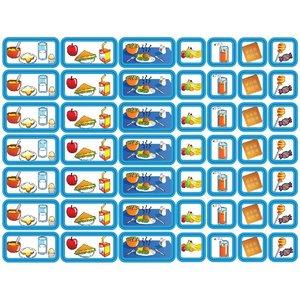 Zonneroosje Eten & Drinken - 49 pictogrammen