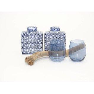 Porcelain Bleu