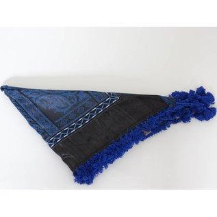 Dunks sjaal dunks cobalt blauw