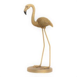 Flamingo goud