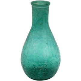Vaas bol recycled glas groen