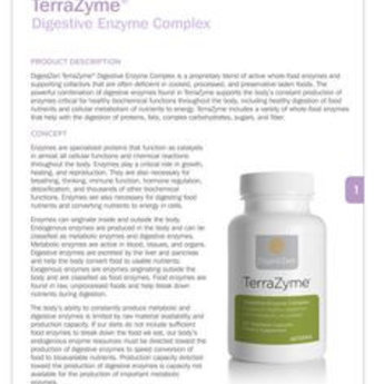 doTERRA Essential Oils DigestZen TerraZyme Digestive Enzyme Complex