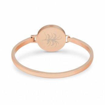 AromaLove Tree of Life Aromadiffuser bracelet (rose gold)