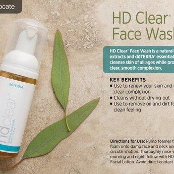 doTERRA Essential Oils HD Clear Facial Kit