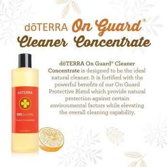 doTERRA Essential Oils On Guard Cleaner Concentrate
