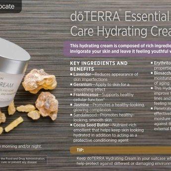 doTERRA Essential Oils Essential Skin Care Hydrating Cream