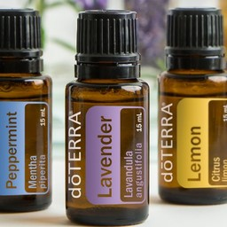 doTERRA Essential Oils Beginner's Trio
