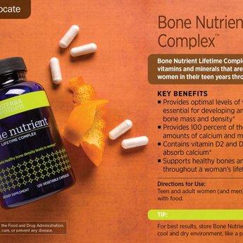 doTERRA Essential Oils Bone Nutrient Complex