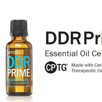 doTERRA Essential Oils DDR Prime Cellular Complex Softgels