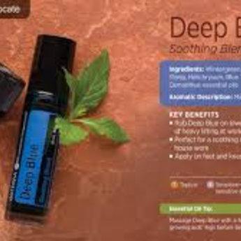 doTERRA Essential Oils Deep Blue Rub 120 ml.