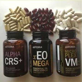 doTERRA Lifelong Vitality Pack Food Supplements