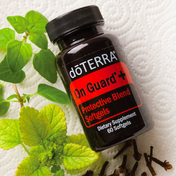 doTERRA Essential Oils On Guard+ Softgels 60 st.