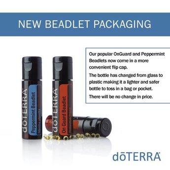 doTERRA Essential Oils Pepermunt beadlets