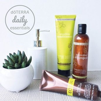 doTERRA Essential Oils doTERRA Salon Essentials Shampoo & Conditioner set