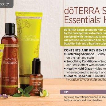 doTERRA doTERRA Salon Essentials Shampoo & Conditioner set