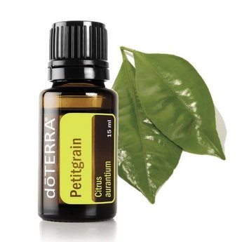 doTERRA Petitgrain essential oil 15 ml.