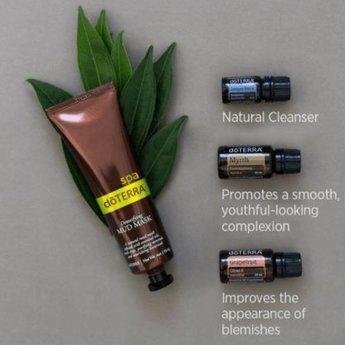 doTERRA Essential Oils doTERRA Spa Ontgiftend Kleimasker