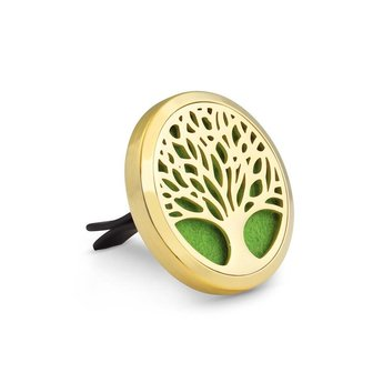 AromaLove Tree of Life cardiffuser essential oils