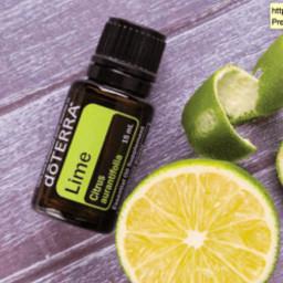 doTERRA Essential Oils Limoen Essentiële Olie