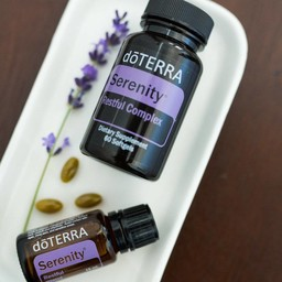 doTERRA Essential Oils Serenity Combo Pack