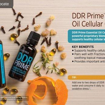 doTERRA Essential Oils DDR Prime Cellular Complex 15 ml.