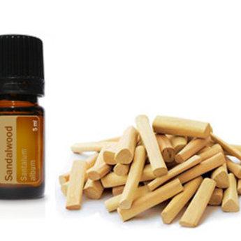 doTERRA Essential Oils Sandelhout essentiële olie 5 ml.