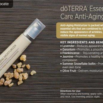 doTERRA Anti-Aging Moisturizing Cream 50 ml.