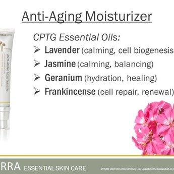 doTERRA Essential Oils Anti-Aging Moisturizing Cream 50 ml.