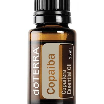 doTERRA Essential Oils Copaiba Essentiële Olie 15 ml.