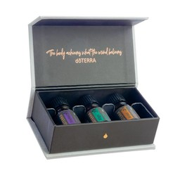 doTERRA Essential Oils Yoga Collection