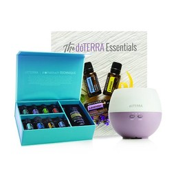 doTERRA Essential Oils AromaTouch diffused kit