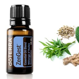doTERRA Essential Oils Zengest Essential Oil blend